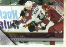 100 DIFFERENT COLORADO AVALANCHE CARDS w/STARS & INSERTS!!!