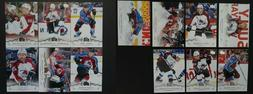 2018-19 Upper Deck UD Colorado Avalanche Series 1 & 2 Team S