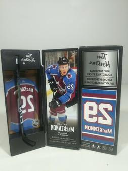 2020 Nathan MacKinnon Tim Hortons Limited Edition NHL Supers