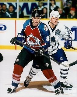 Adam Deadmarsh Colorado Avalanche Licensed NHL Unsigned Glos
