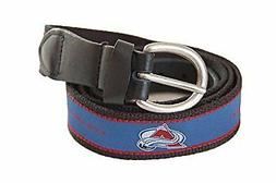 The Mark Adult Canvas Material NHL Colorado Avalanche w/Buck