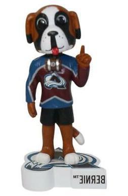 Bernie Mascot Colorado Avalanche Kollectico NHL Bobblehead B