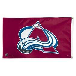 WinCraft Colorado Avalanche 3' x 5' Deluxe Flag