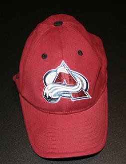 colorado avalanche baseball style cap