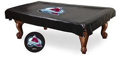 7' Colorado Avalanche Billiard Table Cover by Holland Bar St