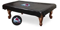 8' Colorado Avalanche Billiard Table Cover by Holland Bar St