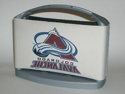 Colorado Avalanche 'Cool Six' Team Logo 6 Pack Can Cooler wi