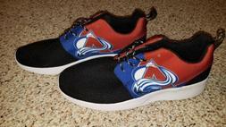 COLORADO AVALANCHE Custom Casual Shoes - Men's Size 12
