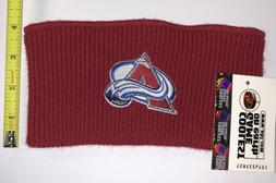 colorado avalanche embroidered knit 4 headband free