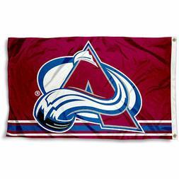 Colorado Avalanche Flag 3x5 Banner