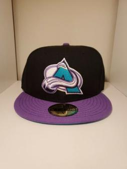 Colorado Avalanche NHL New Era 59Fifty Fifty Fitted Hat/Cap