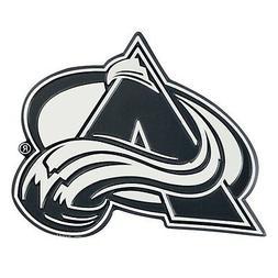Colorado Avalanche NHL Chrome Metal Car Auto Emblem Team Dec