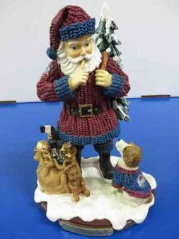 Colorado Avalanche NHL Hockey Collectible Christmas Santa's