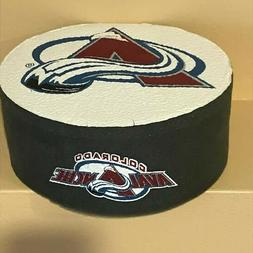 Colorado Avalanche NHL Hockey Foam Puck Hat Helmet