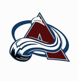 Colorado Avalanche NHL Hockey Full Color Logo Sports Decal S