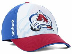 Colorado Avalanche Reebok NHL Men's Fitted Cap Hat - Size: S