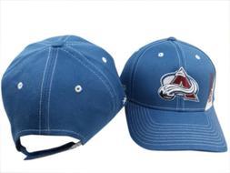Colorado Avalanche Reebok NHL Pro Shape Adjustable Hat Cap O