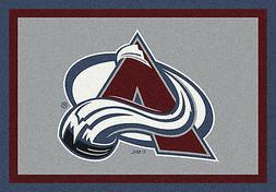 Colorado Avalanche Milliken NHL Team Spirit Indoor Area Rug