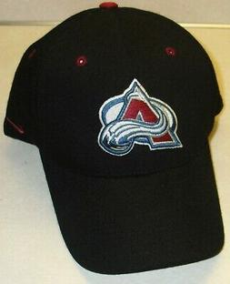 Colorado Avalanche  Adjustable Strapback hat Original NHL Ho
