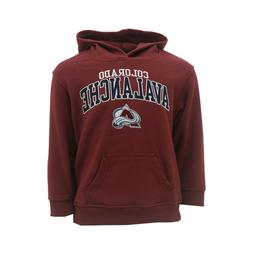 Colorado Avalanche Official NHL Apparel Kids Youth Size Hood