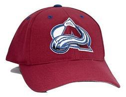 Colorado Avalanche PUMA Team Apparel NHL Team Logo Adjustabl