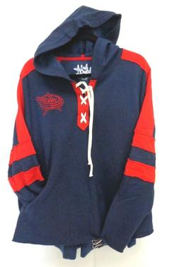 Columbus Blue Jackets Women's 1X Touch by Milano Blueline Ho
