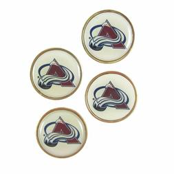 Colorado  Avalanche NHL Golf Ball Markers