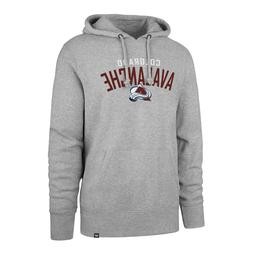 hoody colorado avalanche outrush 47 hooded pullover