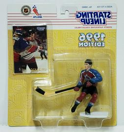 joe sakic colorado avalanche kenner 1996 nhl