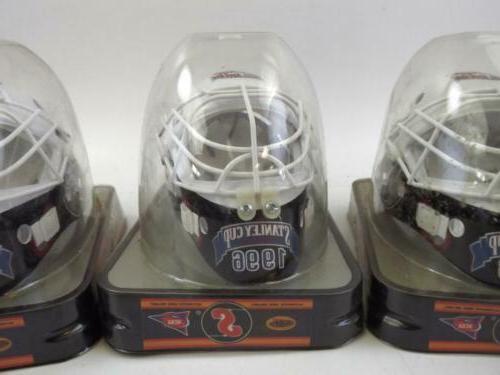 Schutt Collectible Avalanche Goalie Helmet