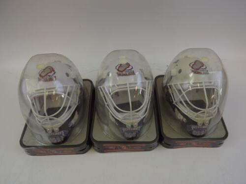 Schutt Collectible Colorado Avalanche Goalie Helmet