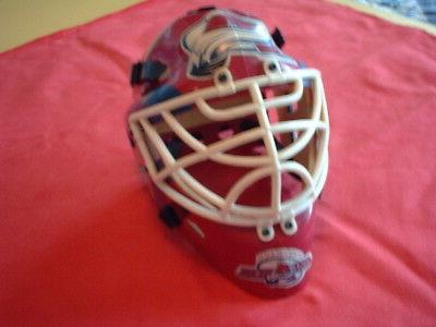 COLORADO AVALANCHE COLLECTOR HOCKEY HELMET