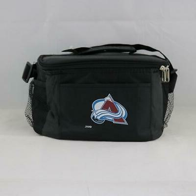 colorado avalanche nhl 6 can pack insulated