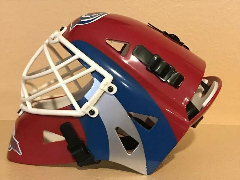 Colorado Avalanche NHL Hockey Goalie