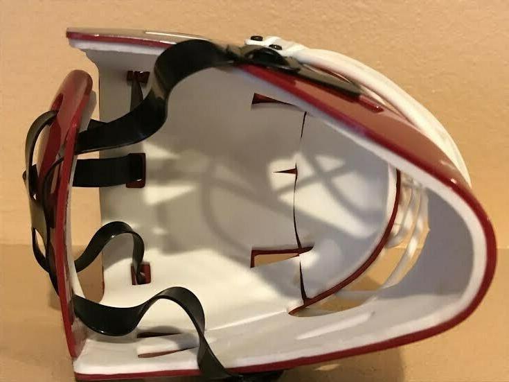 Colorado Hockey Mini Helmet