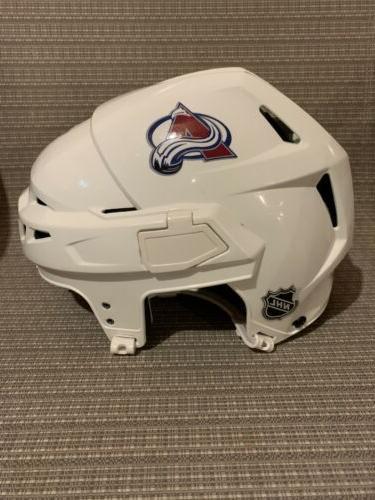 Colorado Avalanche Vector Pro Stock Hockey Small