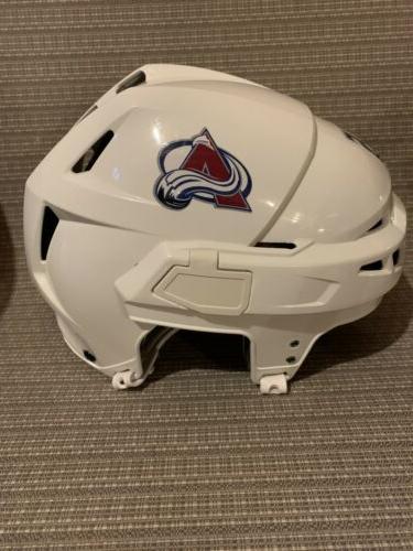 Colorado Avalanche Vector Stock Hockey Helmet Small