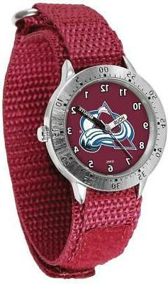 Gametime Colorado Avalanche Youth Tailgater Watch