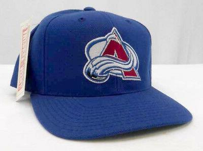 new nhl colorado avalanche hat baseball cap