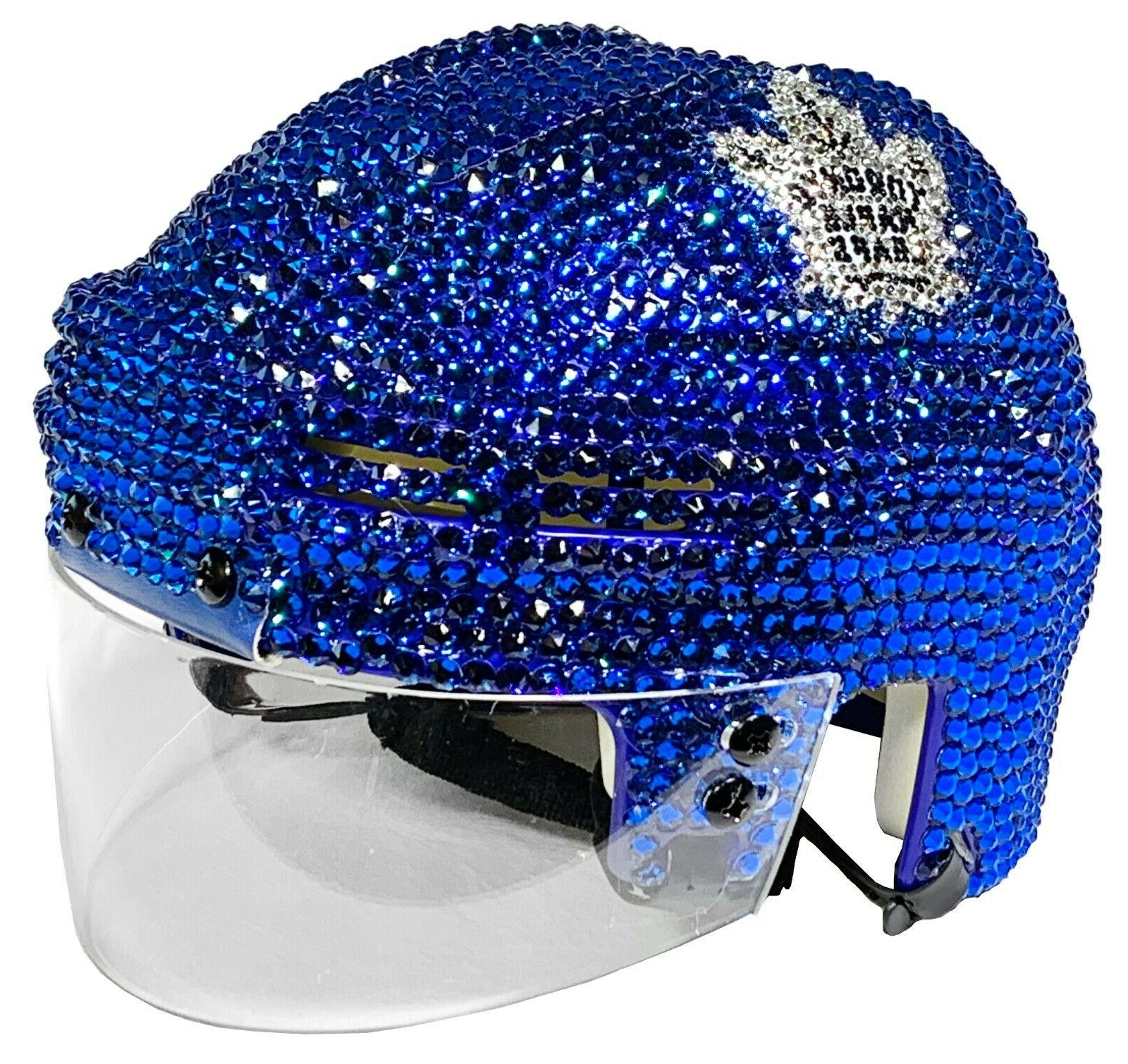 new nhl hockey mini helmet made