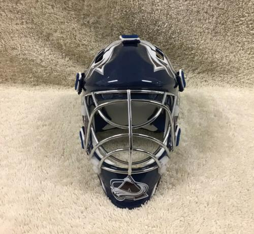 NHL Colorado Avalanche Goalie Mask Original Packaging