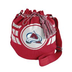Littlearth NHL Colorado Avalanche Ripple Drawstring Bucket B