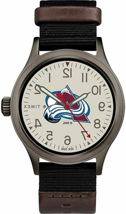 Timex Men's TWZHAVAMB NHL Clutch Colorado Avalanche Watch
