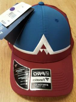 new colorado avalanche 2020 stadium series fitted