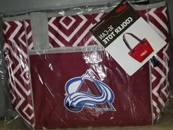 NEW * Colorado Avalanche NHL 16- Can Cooler Tote * NEW