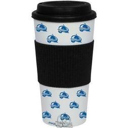 NHL Colorado Avalanche 16 Oz Plastic Tumbler Travel Cup Hot/
