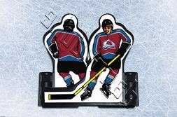 NHL Colorado Avalanche  decals for Coleco hockey table **PIC