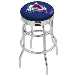 "NHL Colorado Avalanche 30"" Bar Stool"