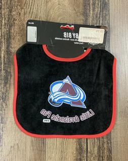 "NHL, Colorado Avalanche, Black ""Little Avalanche Fan"" baby b"