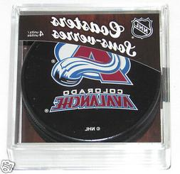 NHL Colorado Avalanche Official Coaster